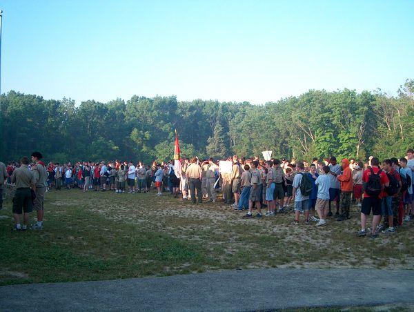 Camp Friedlander Summer Camp Summer Camp 2003 at Camp